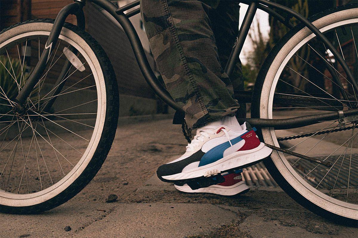 Meet the Young Creators Flexing PUMA's Wild Rider Sneaker 25