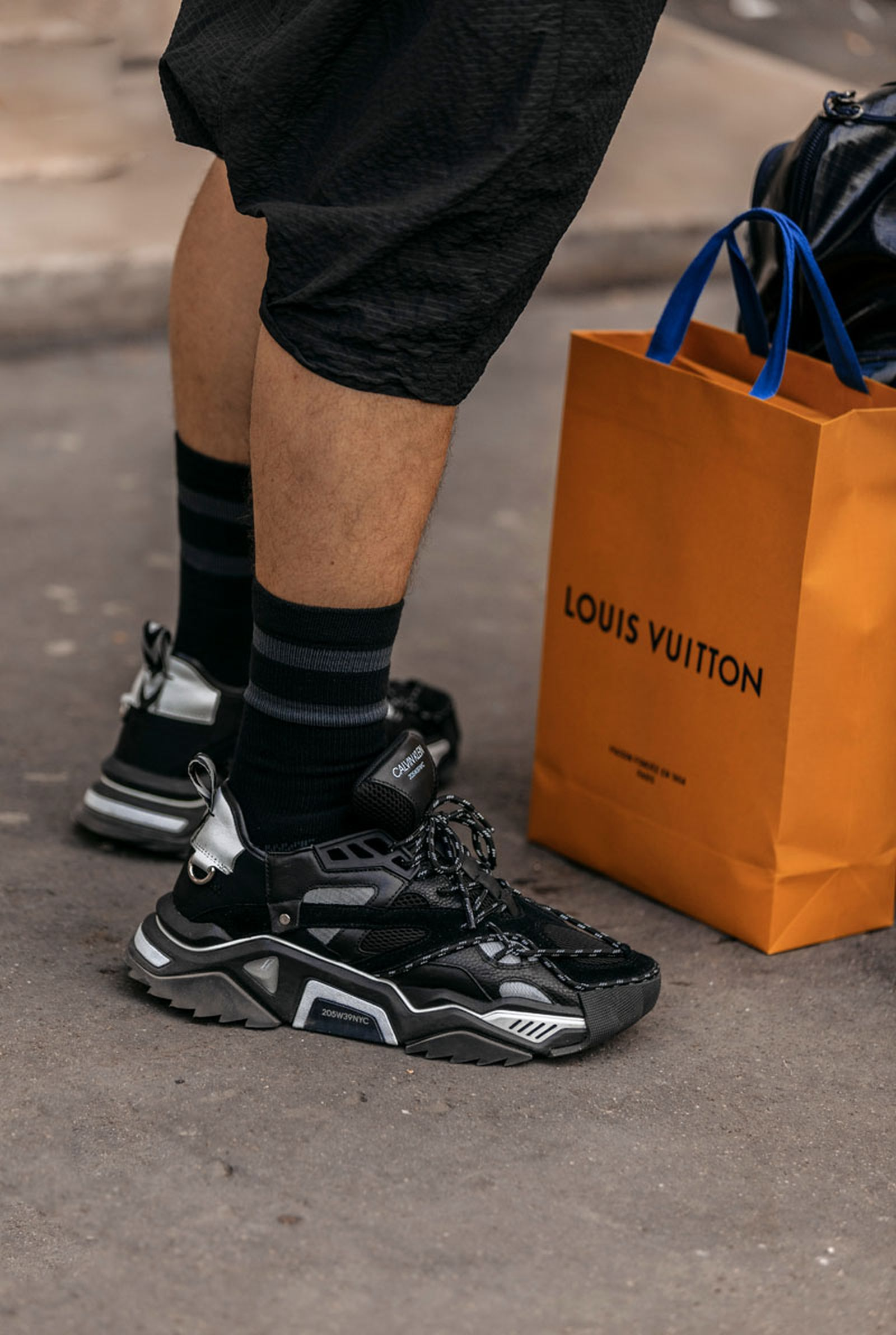 paris fashion week ss20 sneakers 020 Nike comme des garcons li ning