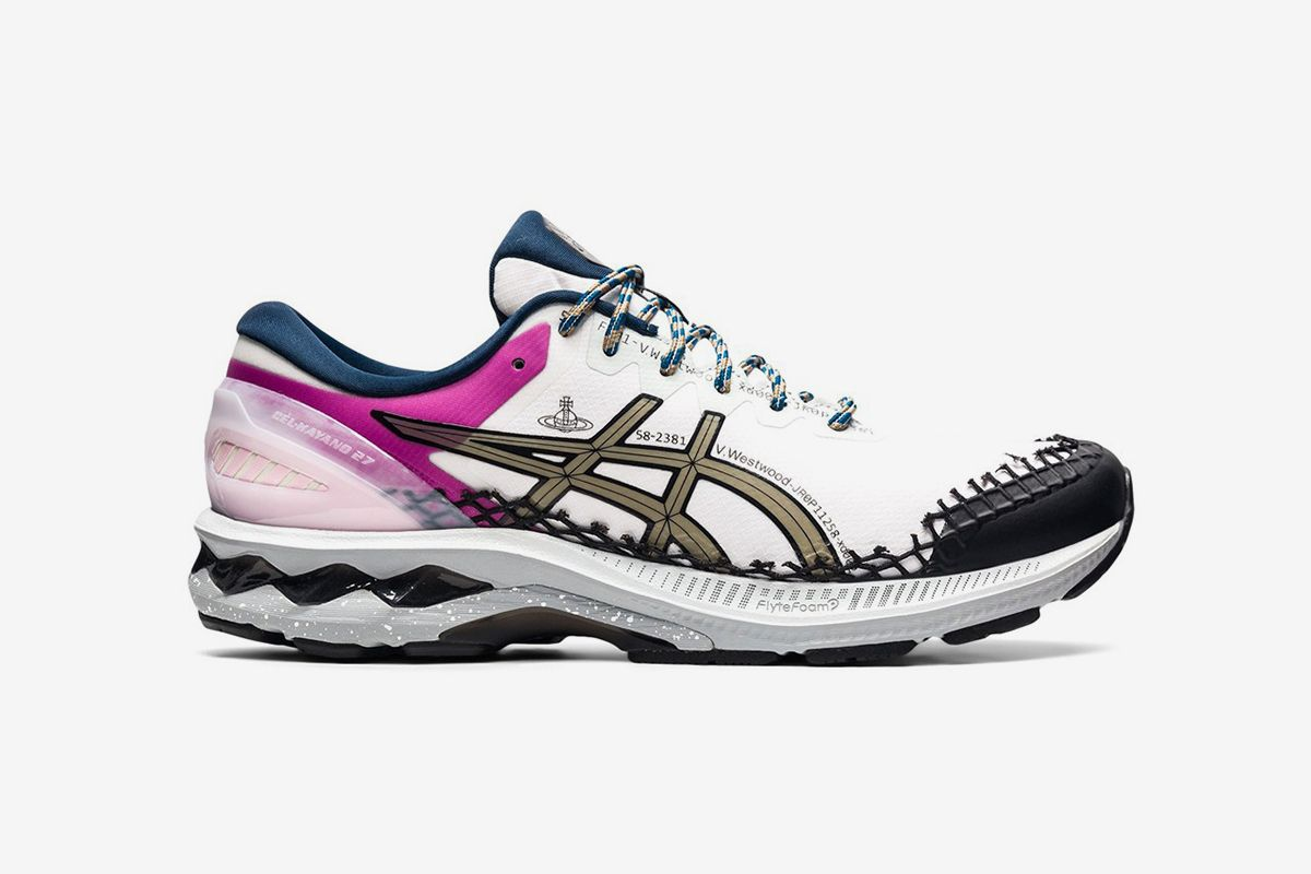 Vivienne Westwood x ASICS Is for the Fashionable Runner 3