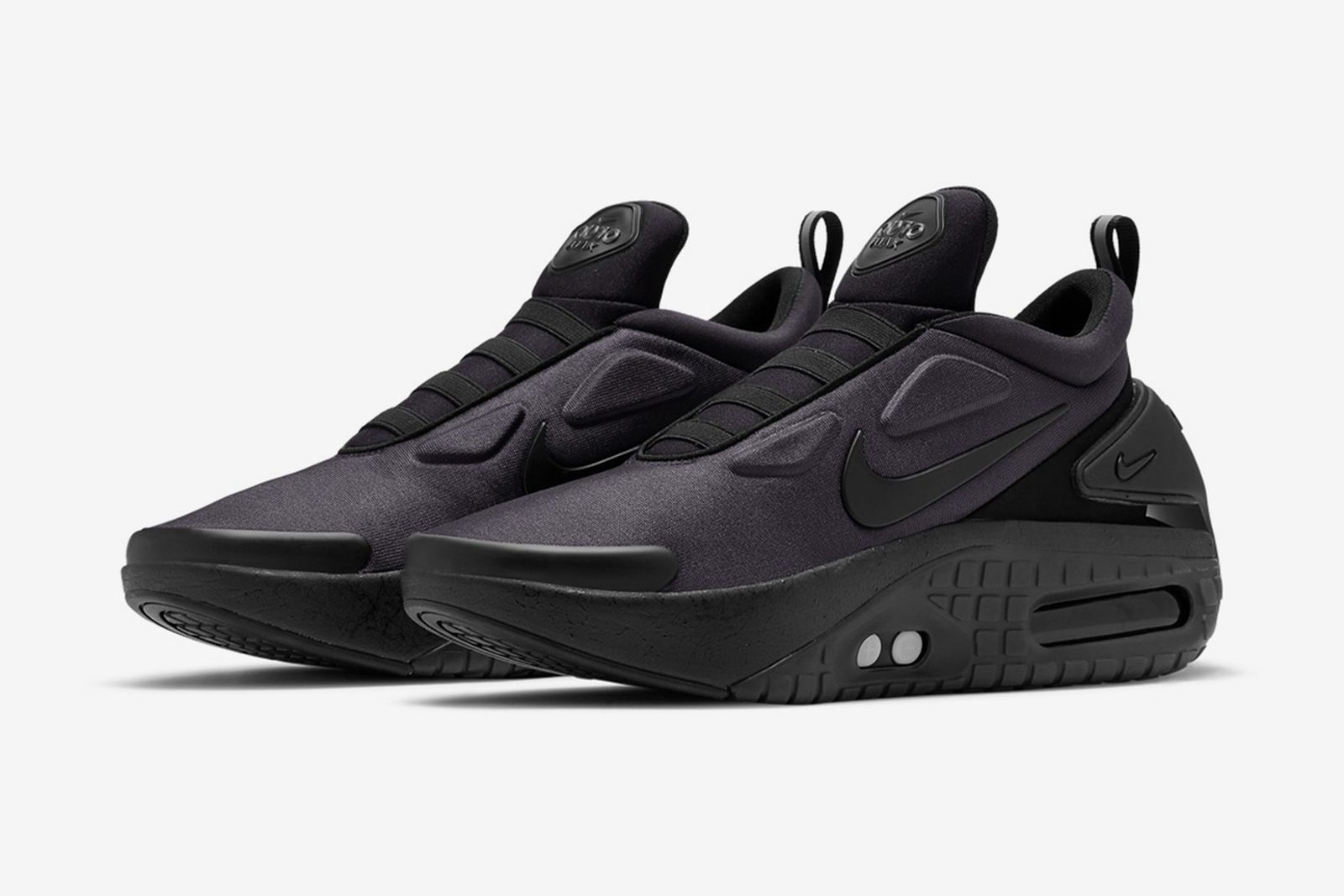 Nike Adapt Auto Max Black Official Images Info