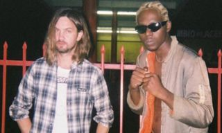 """Theophilus London & Tame Impala Deliver a Heavy Blow With """"Whiplash"""""""