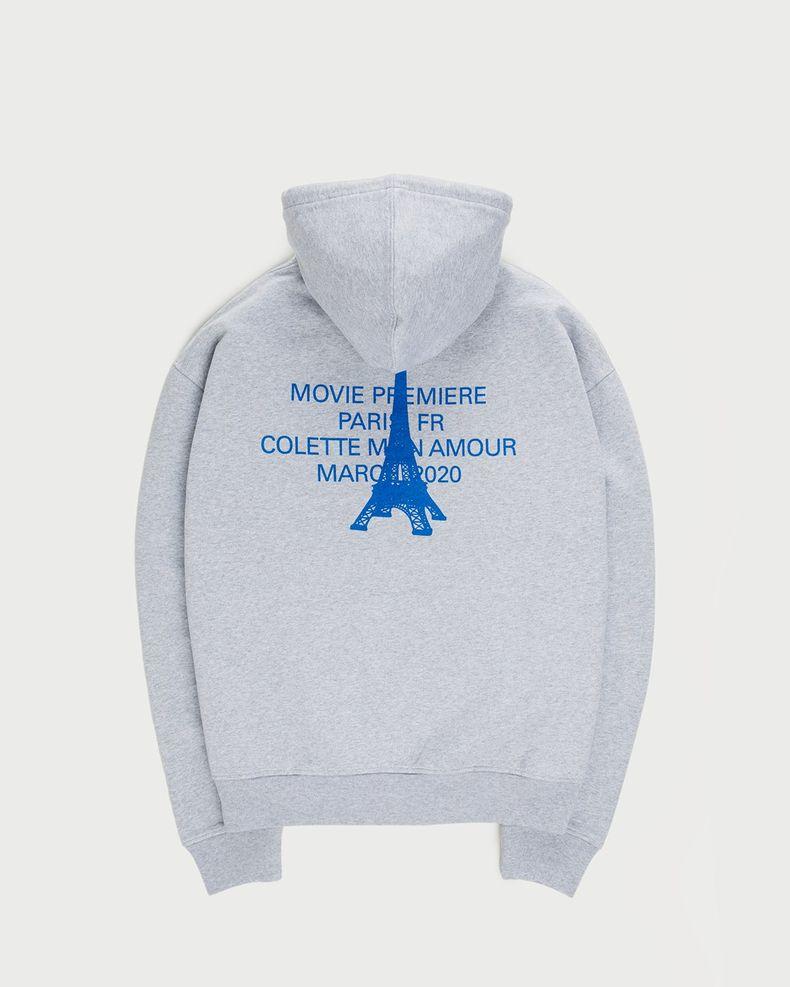 colette Mon Amour - Paris Hoodie Grey