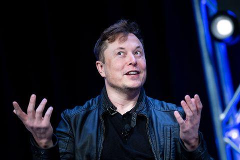 Elon musk cryptocurrency platform