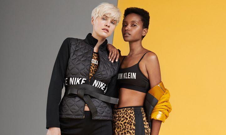 sportscheck feature Calvin Klein Nike The North Face
