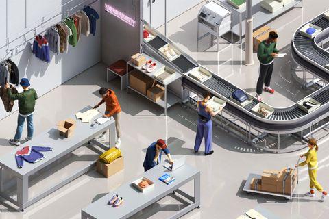 highsnobiety shopping platform main