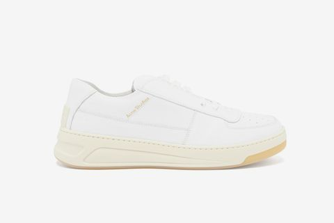 Perey Leather Sneakers