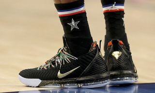 The Biggest NBA Stars Wore These Sneakers at All-Star Weekend