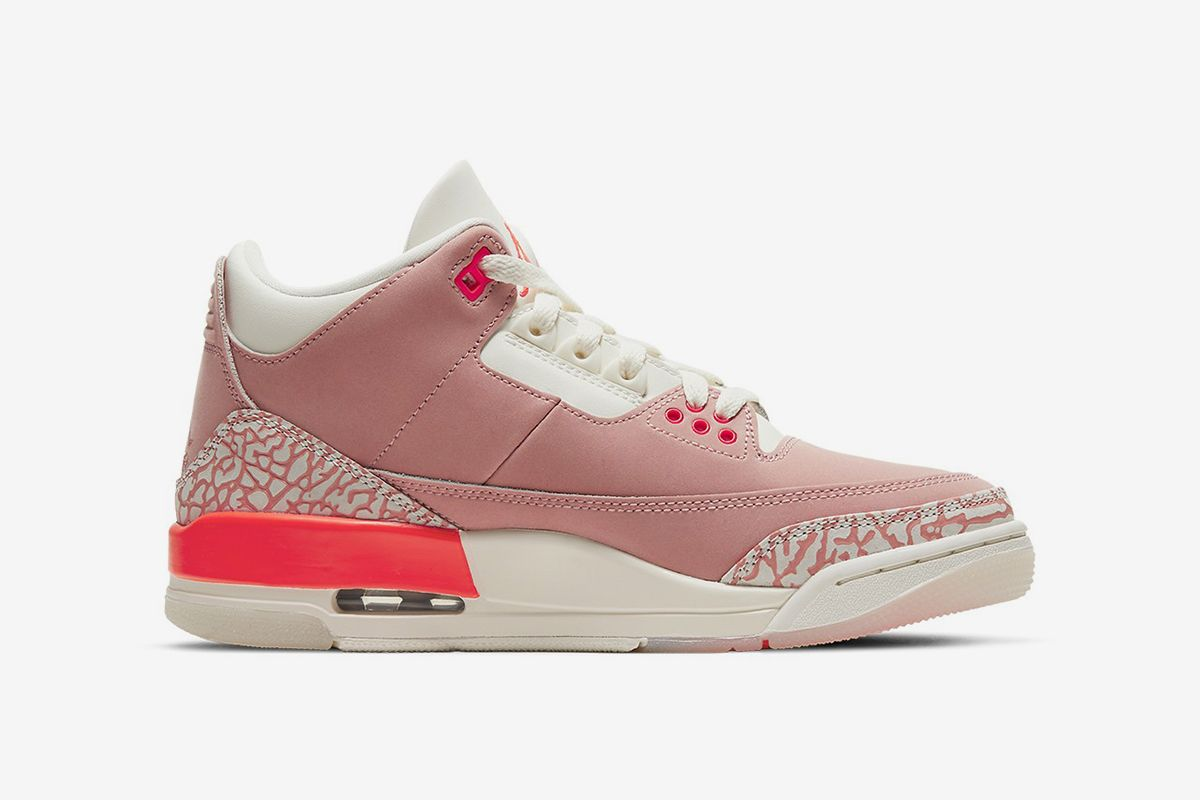 The Air Jordan 3 Is Pretty in Pink & Other Sneaker News Worth a Read 49