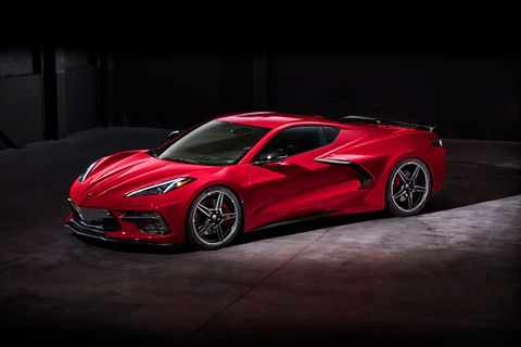 new corvette 2020 Ben Simmons Marcus Hyde Old Town Road