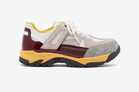 Security Low-Top Trainers