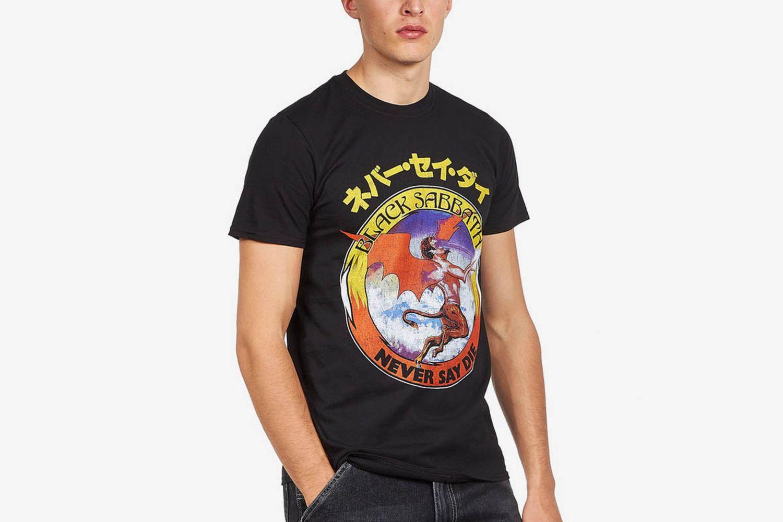 Reversed Logo T-Shirt