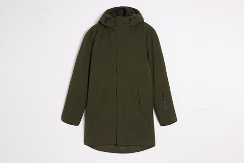 The Capital Waterproof Parka