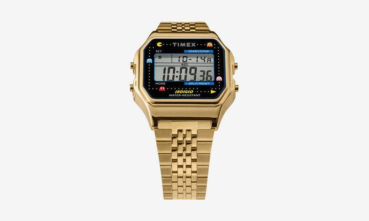 Timex Pac-Man T80 watch