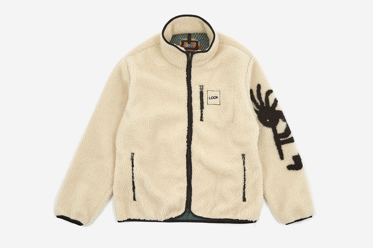 Kokopelli Fleece Jacket