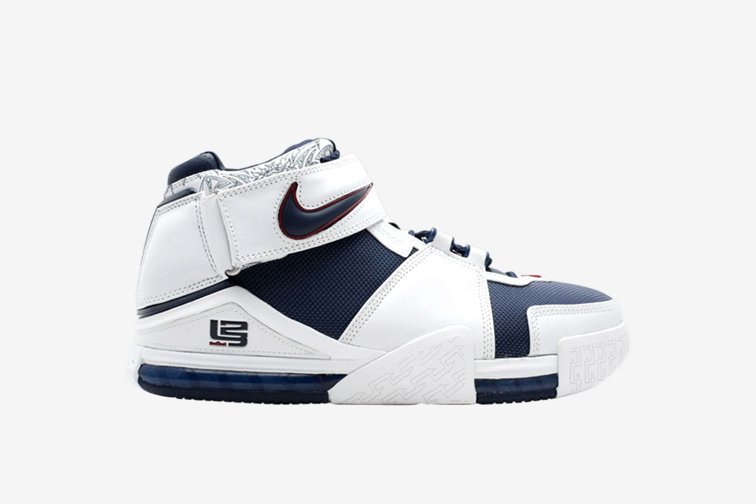 Zoom LeBron 2 'Midnight Navy'