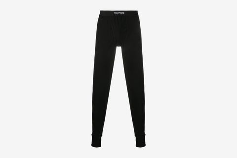 Logo Waistband Long Johns