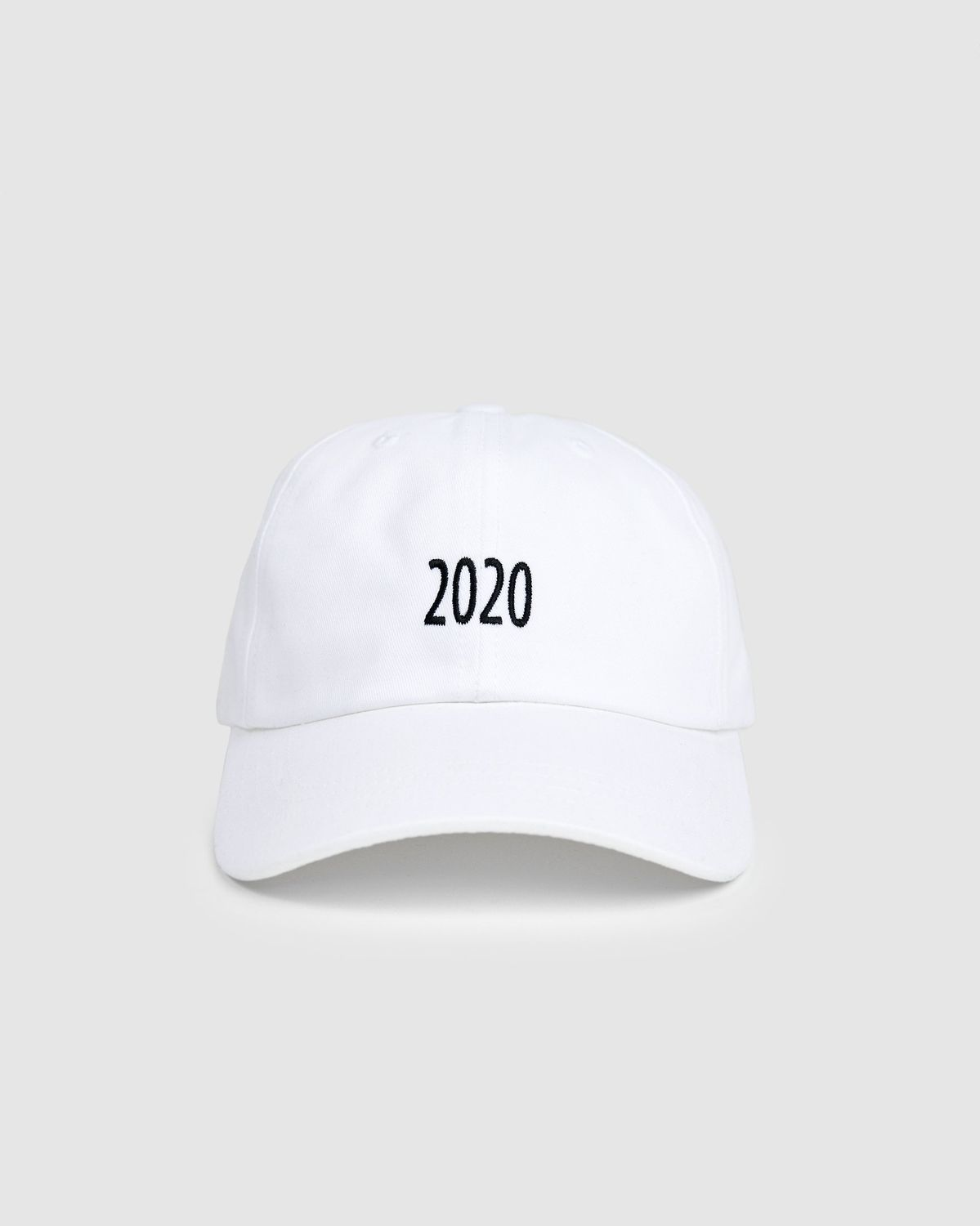 This Never Happened - 2020 Cap White - Image 1