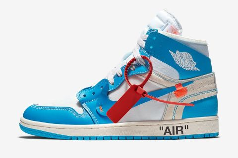 "cheap for discount 4ec3b 9433f Nike x Virgil Abloh Air Jordan 1 ""UNC"": The W's & the L's"