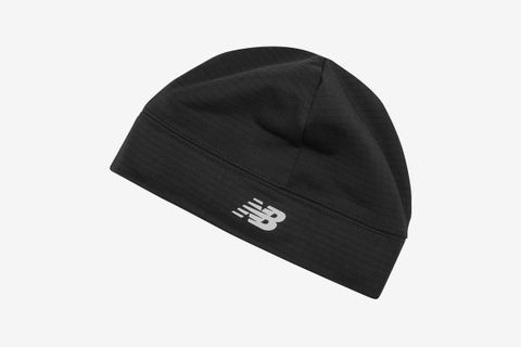 Grid Fleece Hat