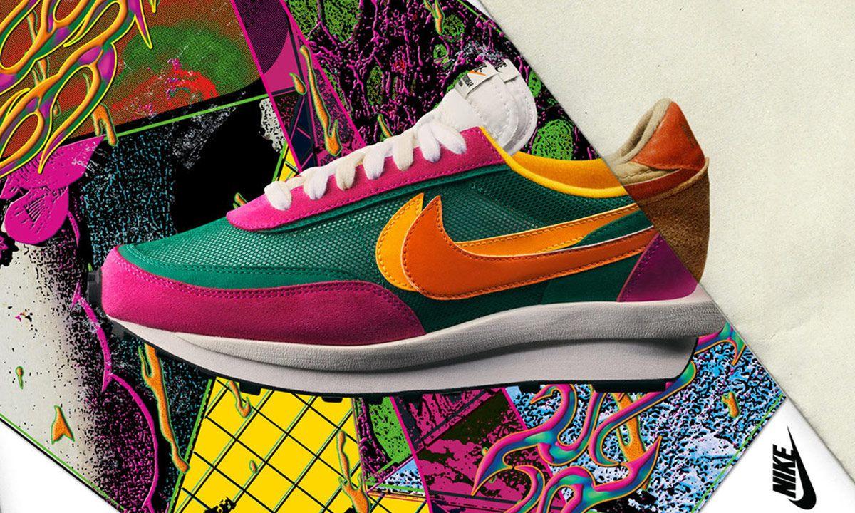 sacai & Nike Announce Second LDWaffle & Blazer Drop for September