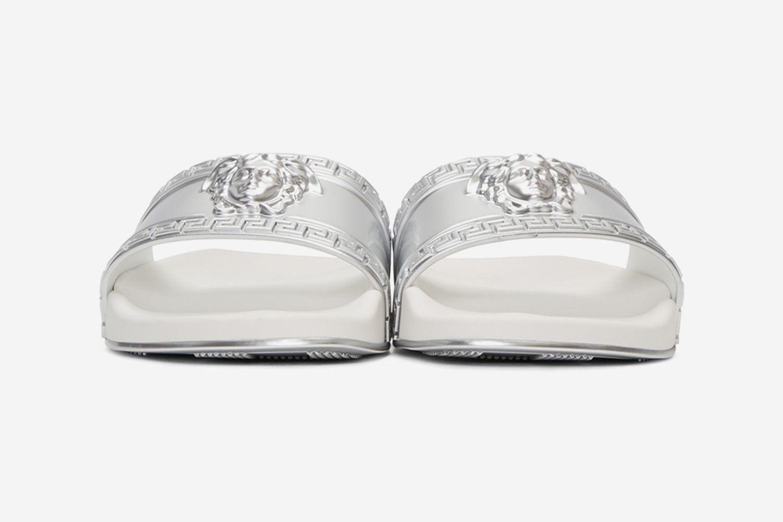 Medusa Slides Sandals
