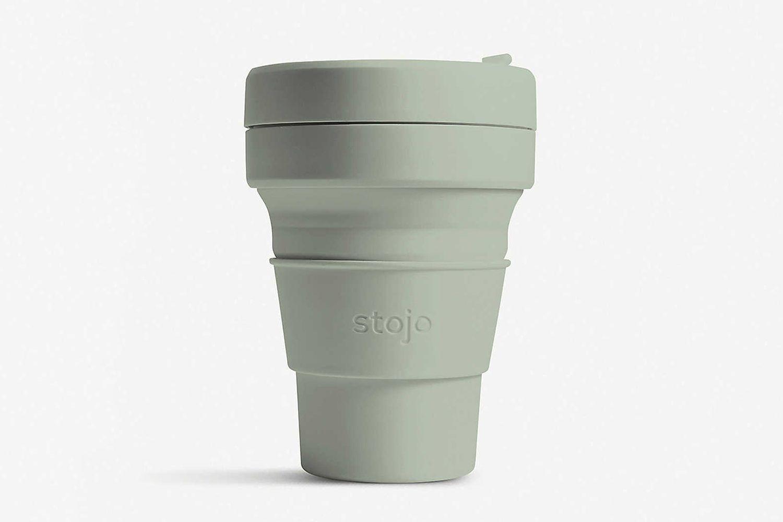 Brooklyn Pocket Collapsible Travel Mug 355ml