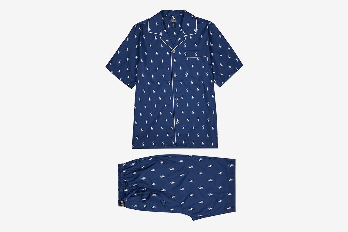 Affiliate Marketing Printed Cotton Pyjama Set