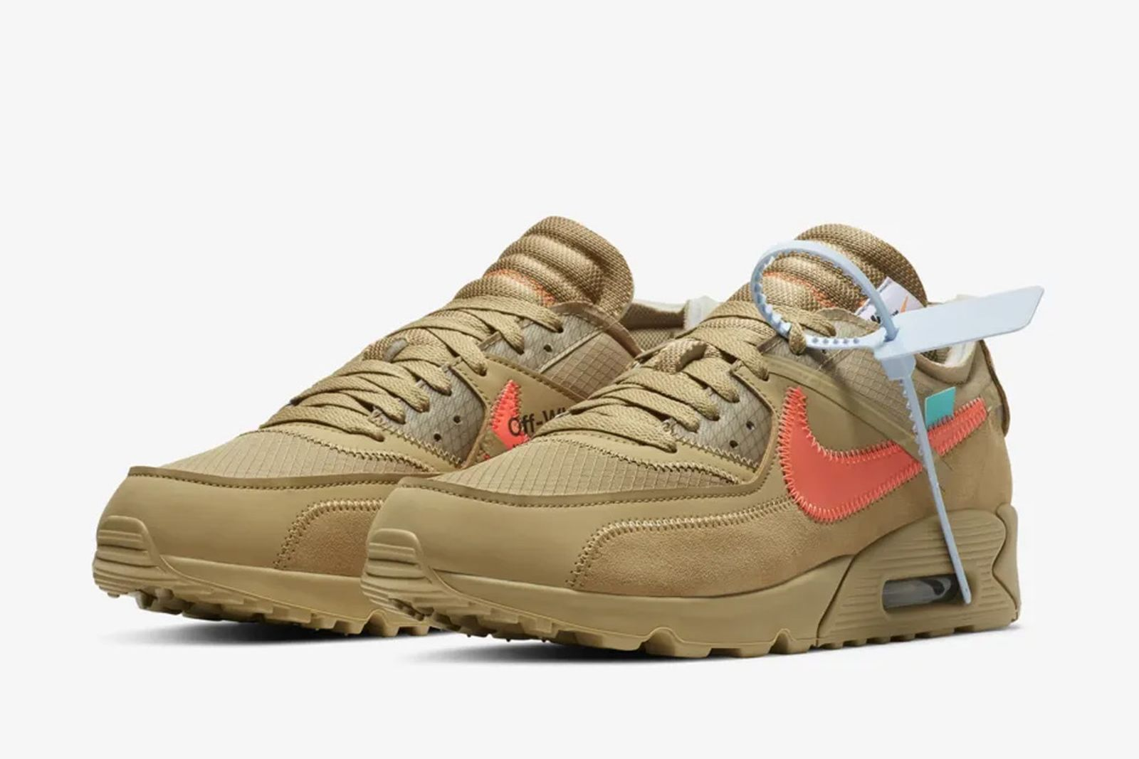 off white nike air max 90 2019 release date price product OFF-WHITE c/o Virgil Abloh