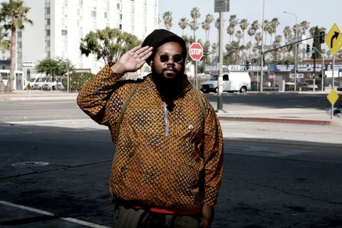 ras g death celebrity responses Hudson Mohawke Open Mike Eagle Sun Ra