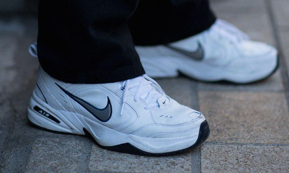 484a49705a4 How Nike's Dadcore Air Monarch Became a Streetwear Phenomenon