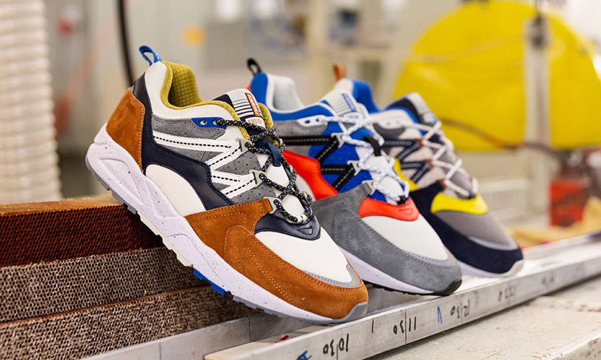 """Karhu's """"Cross-Country Ski"""" Sneaker Pack Is Just Right For Fall"""
