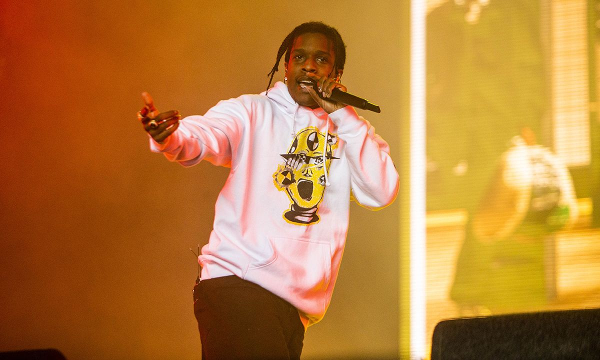 A$AP Rocky Reportedly Ghosted the Trump Administration After Returning to U.S.