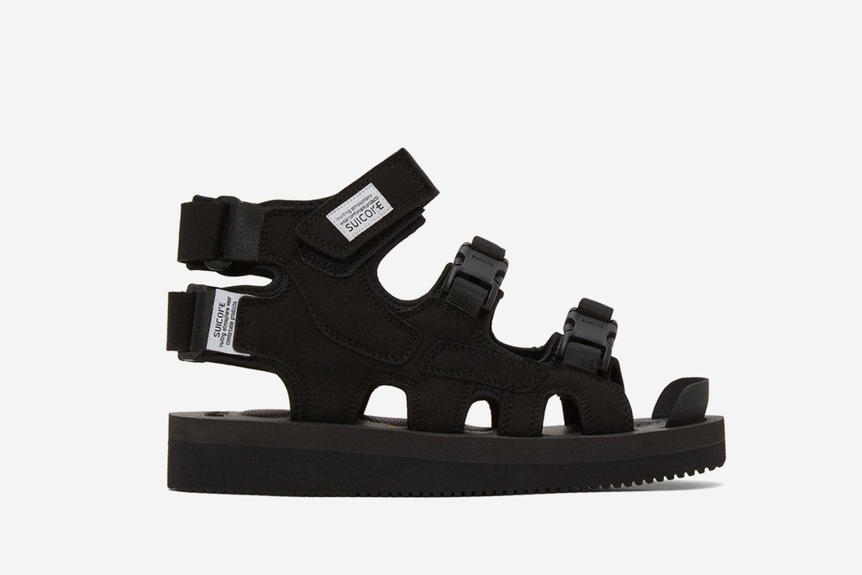 Sandales montantes Boak-V