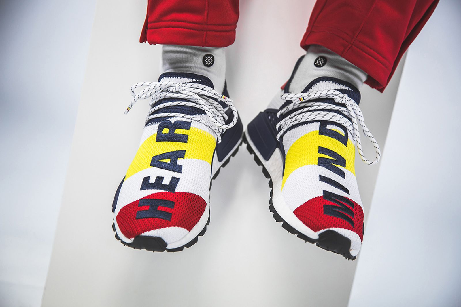 billionaire boys club pharrell williams adidas heart mind release date price adidas Originals