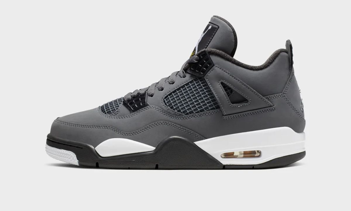 "Inútil mal humor limpiar  Nike Air Jordan 4 ""Cool Grey"": When & Where to Buy Today"