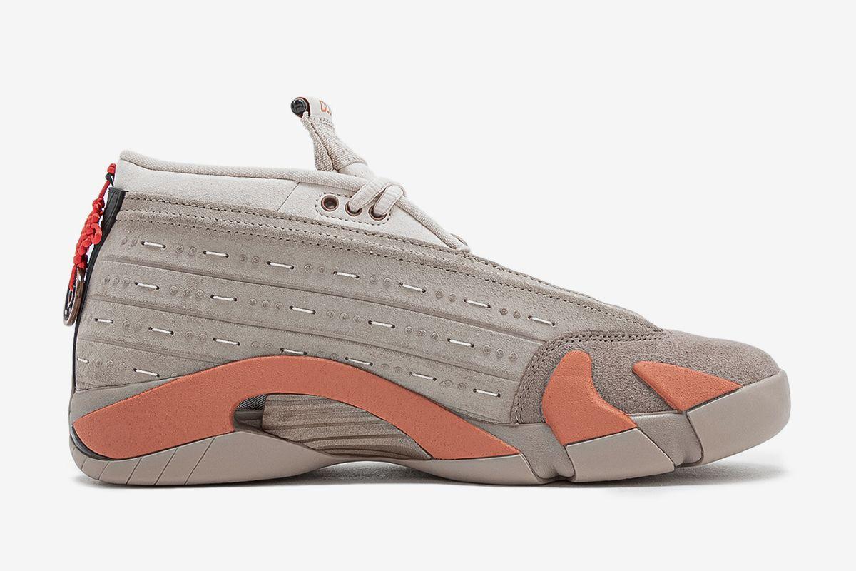 "CLOT Revisits ""Terracotta"" Theme for New Air Jordan Collab 25"