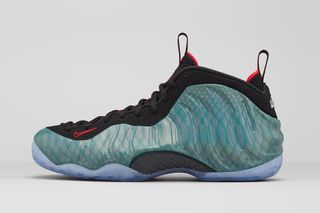 "san francisco c2e27 cd61a Nike Readies the Release of the Air Foamposite One ""Gone Fishing"""