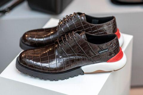industry insiders reveal favorite non sneaker footwear choices main Loewe cole haan dior