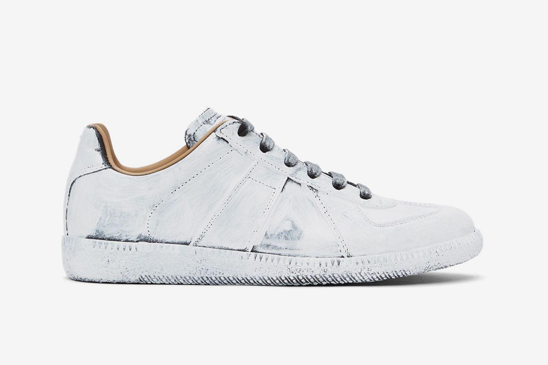 Painted Replica Sneakers