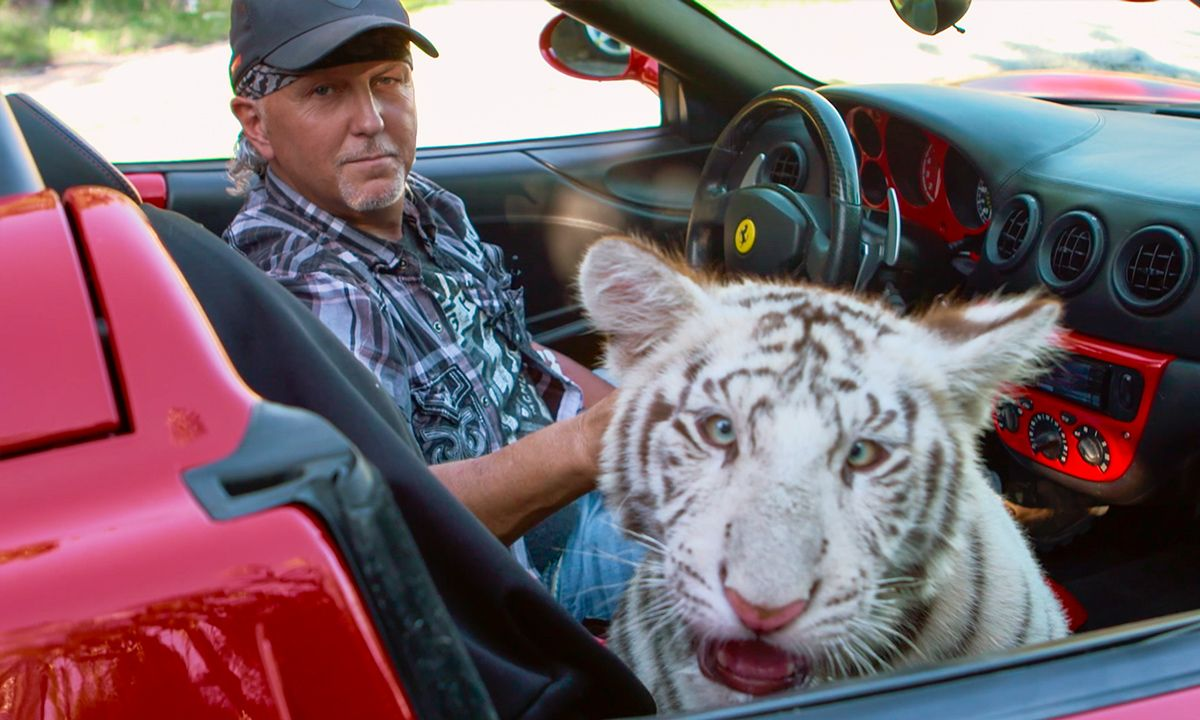 The 'Tiger King' Is Getting a Final Episode on Netflix Next Week