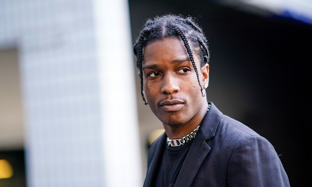 "A$AP Rocky Reportedly Told Swedish Police His Nickname Is ""Pretty Motherf*cker"""