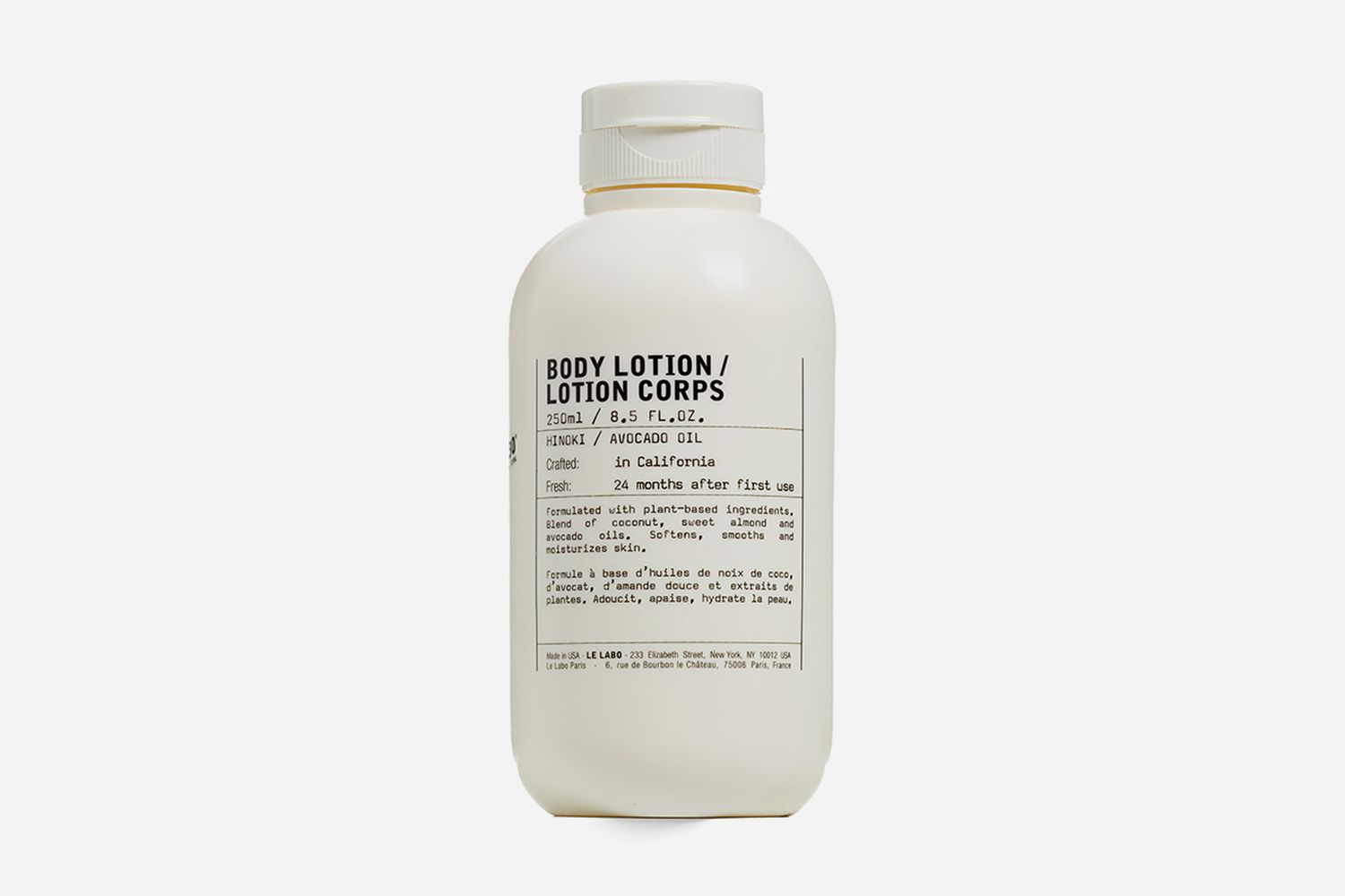 Body Lotion