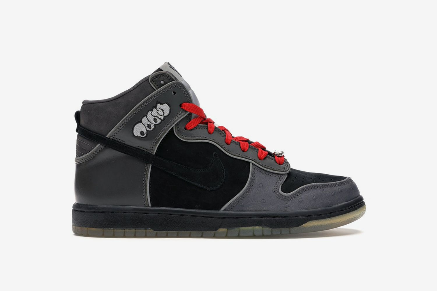 Dunk High MF Doom
