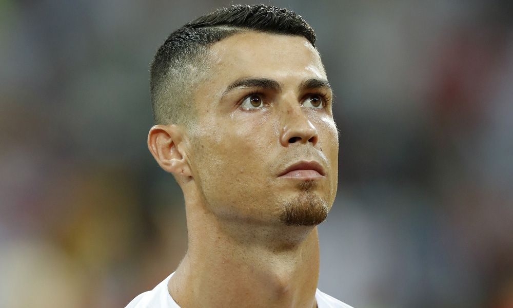 0f601d045a8 Twitter Got Emotional Over Cristiano Ronaldo's Multi-Million Transfer to  Juventus