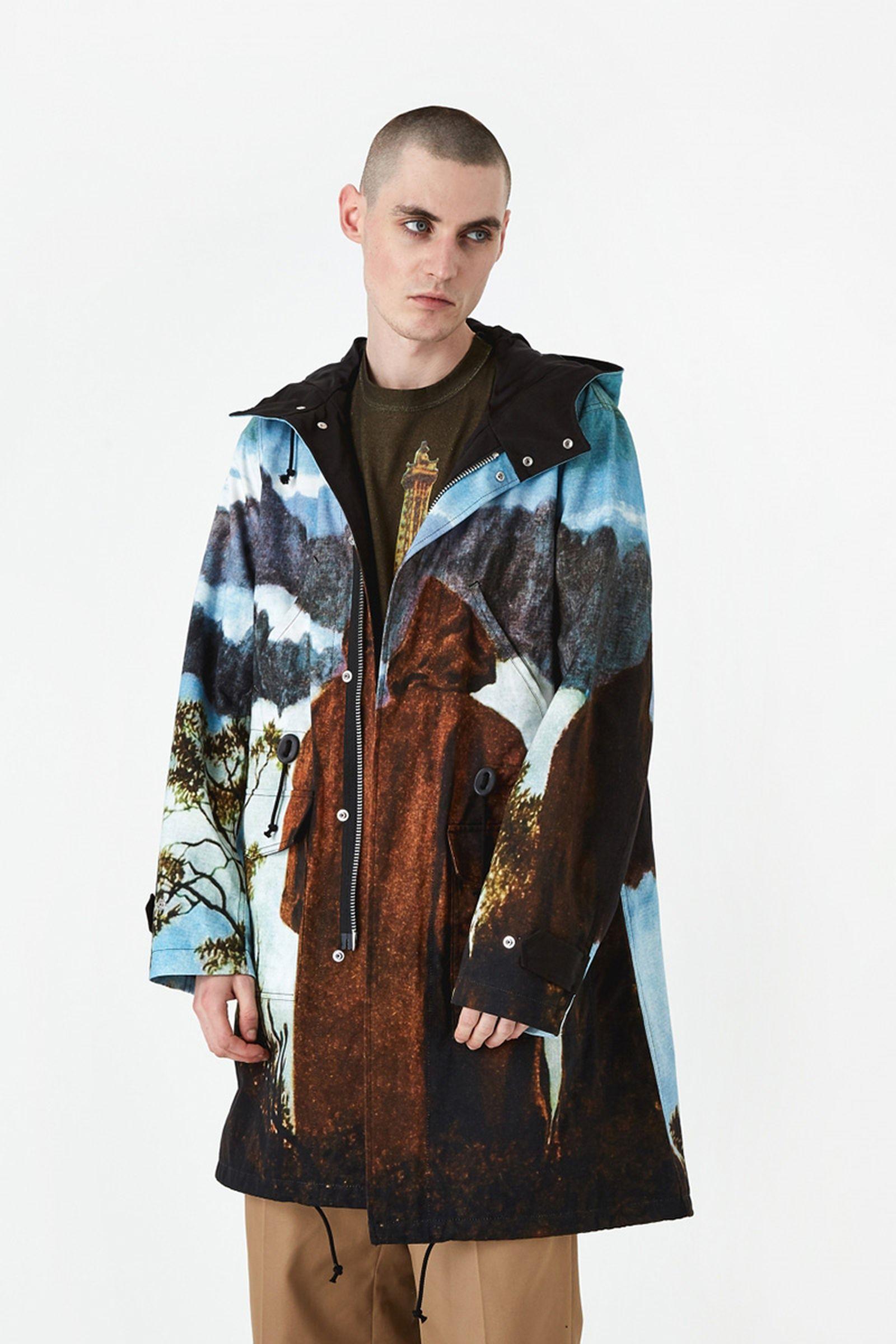 undercover joy division coat goodhood