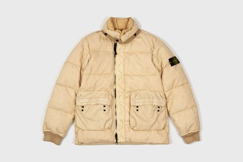Real Down Jacket