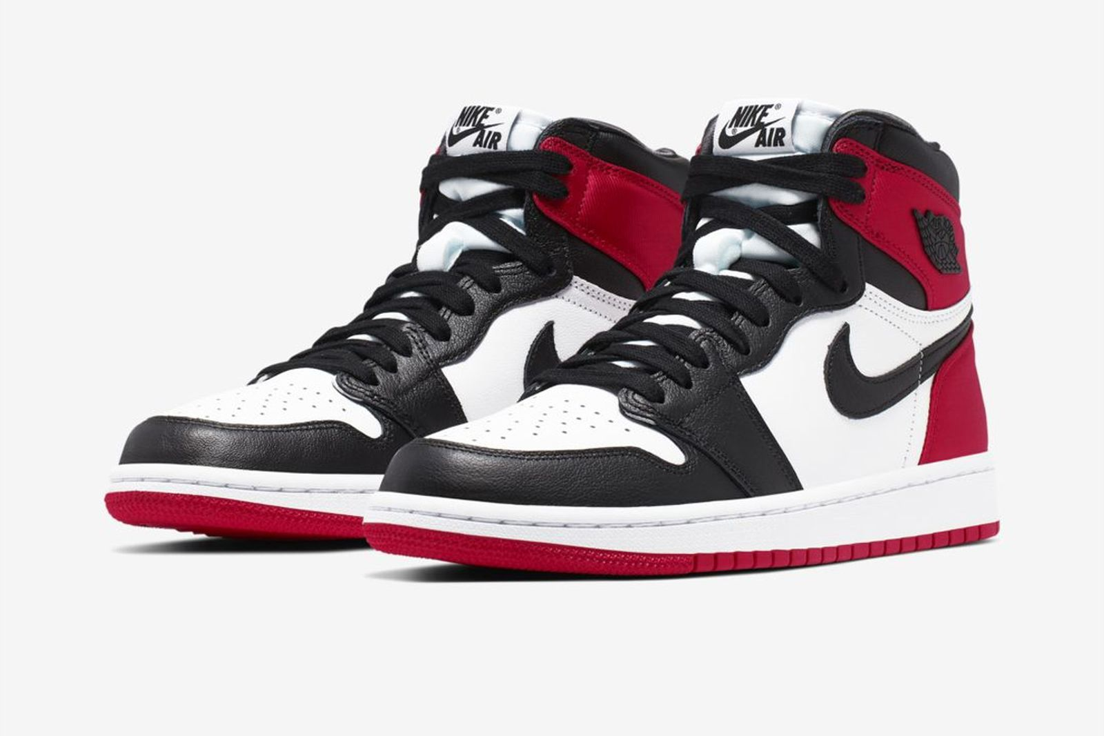 nike air jordan 1 satin black toe release date price product jordan brand