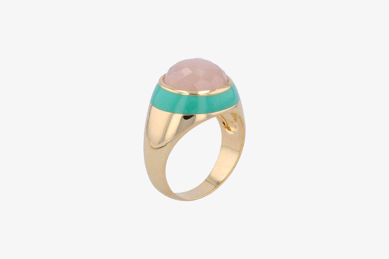Victoria Enamel Ring