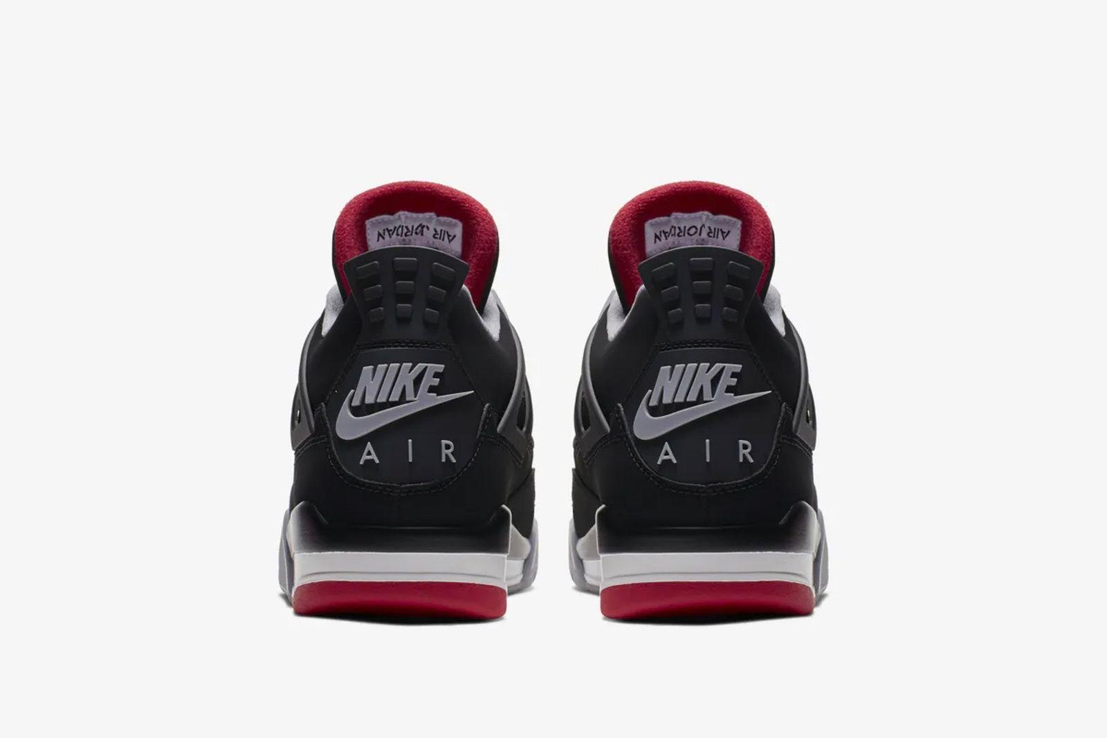 nike air jordan 4 bred release date price official jordan brand