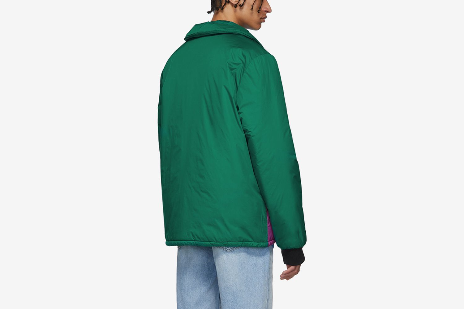 Odgar Face Jacket